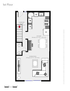 Plan 5 - W Furniture- 1st Floor